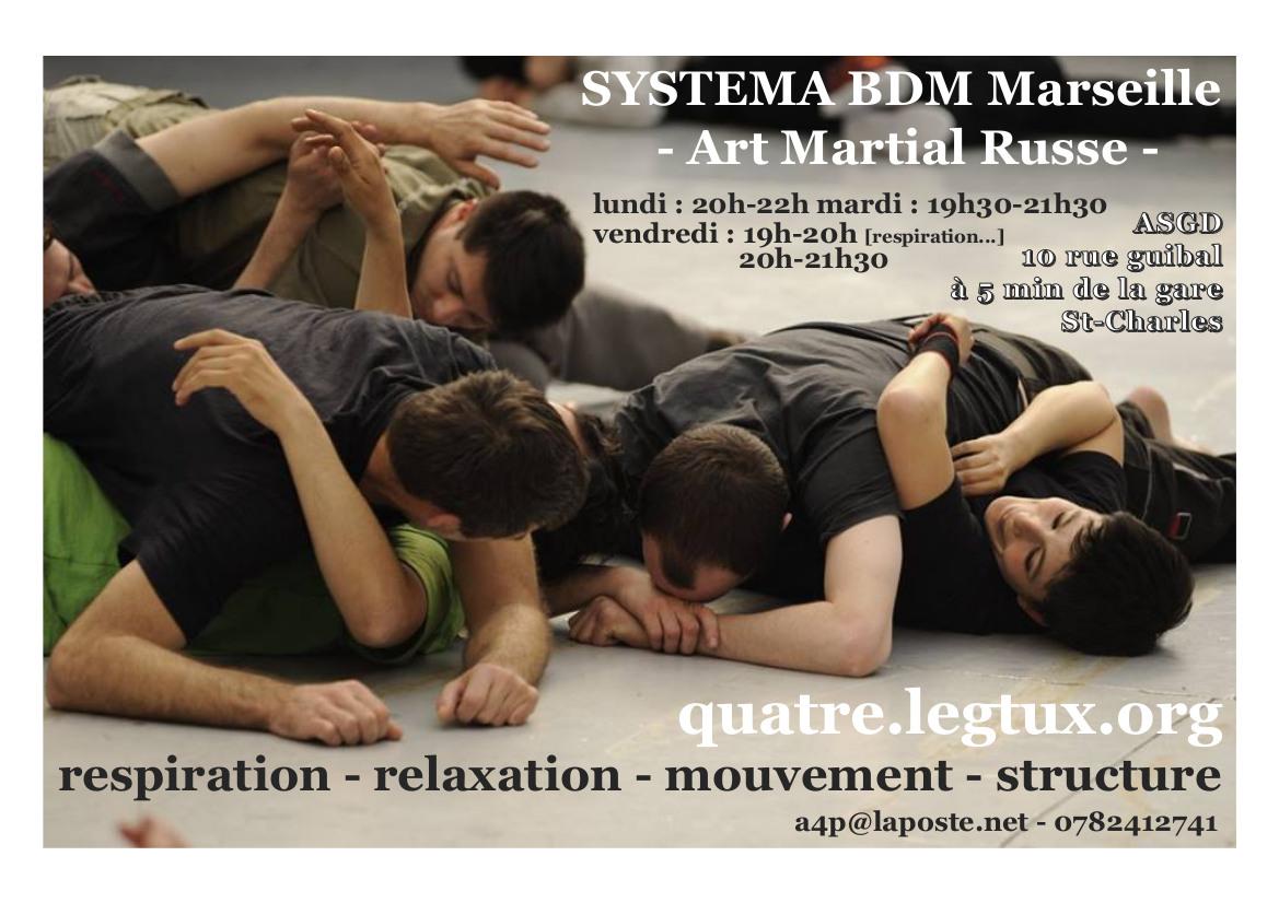 Systema – Belle De Mai – Marseille